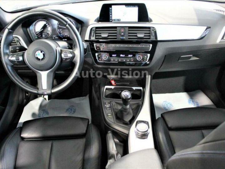 BMW Série 1 # Livraison et Carte Grise Offert # Noir Peinture métallisée - 4