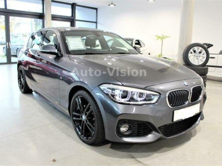 BMW Série 1 # Livraison et Carte Grise Offert # Noir Peinture métallisée - 8