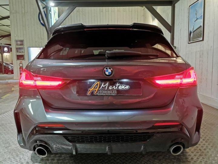 BMW Série 1 M135i 306 CV M PERFORMANCE XDRIVE BVA Gris - 4