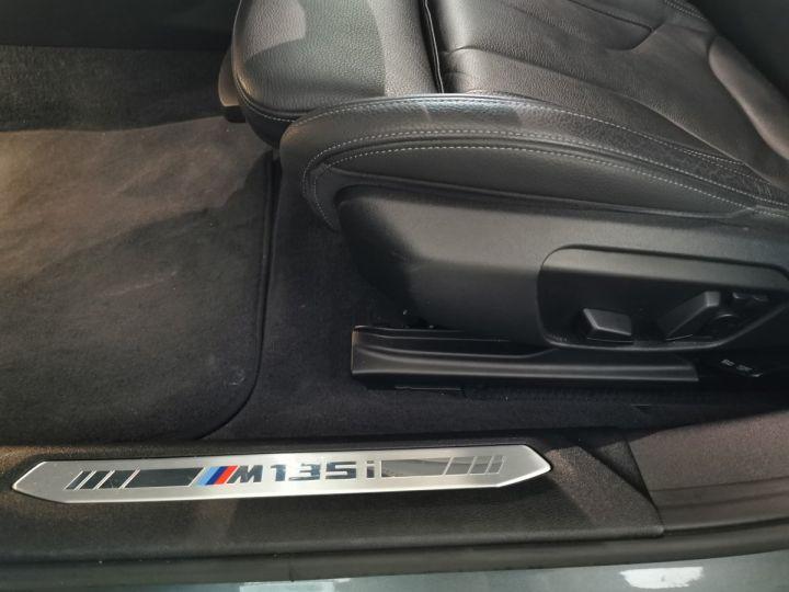 BMW Série 1 M135i 306 CV M PERFORMANCE XDRIVE BVA Gris - 11