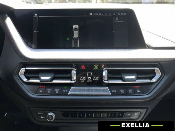 BMW Série 1 M135i xDrive  BLEU PEINTURE METALISE Occasion - 8