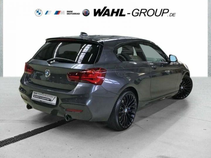 BMW Série 1 M140i gris  - 2