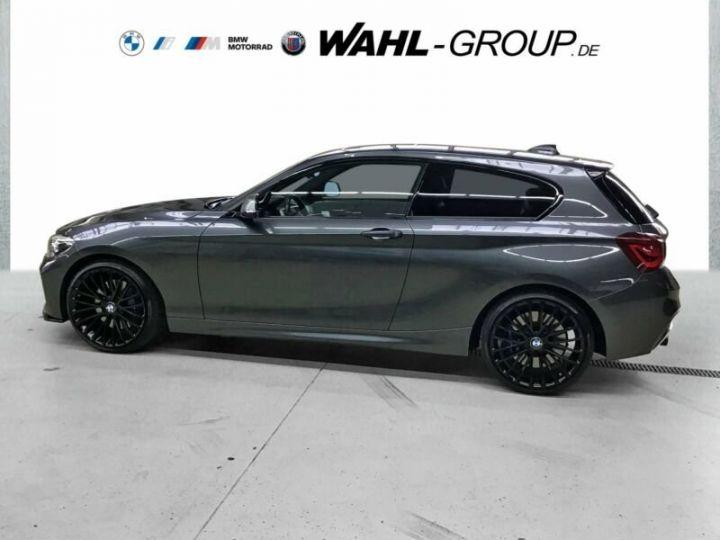 BMW Série 1 M140i gris  - 3