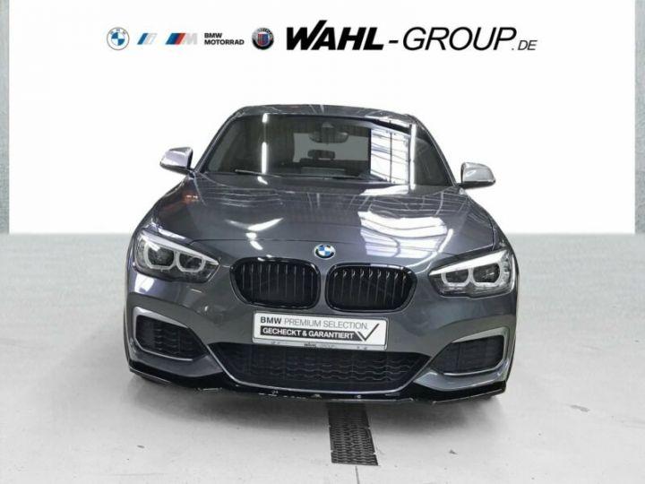 BMW Série 1 M140i gris  - 5