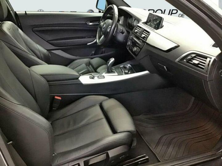 BMW Série 1 M140i gris  - 6