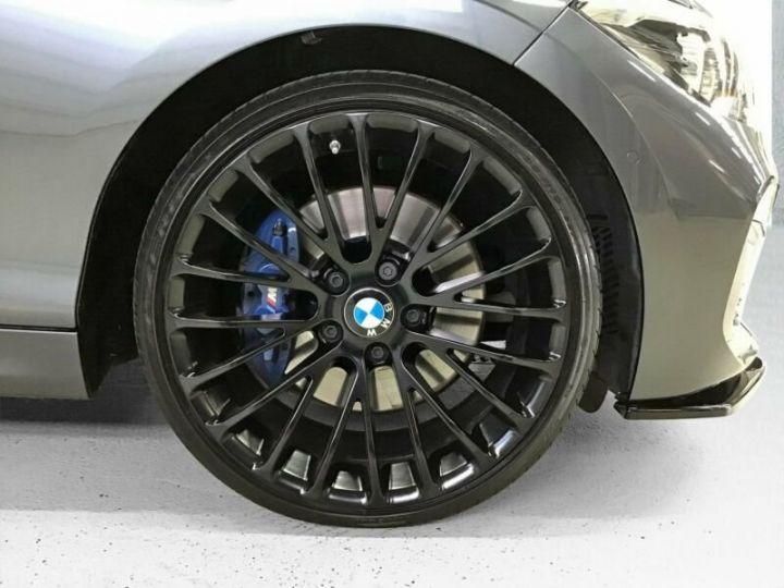 BMW Série 1 M140i gris  - 7