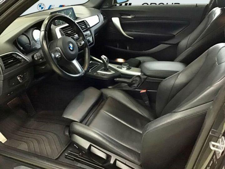 BMW Série 1 M140i gris  - 9