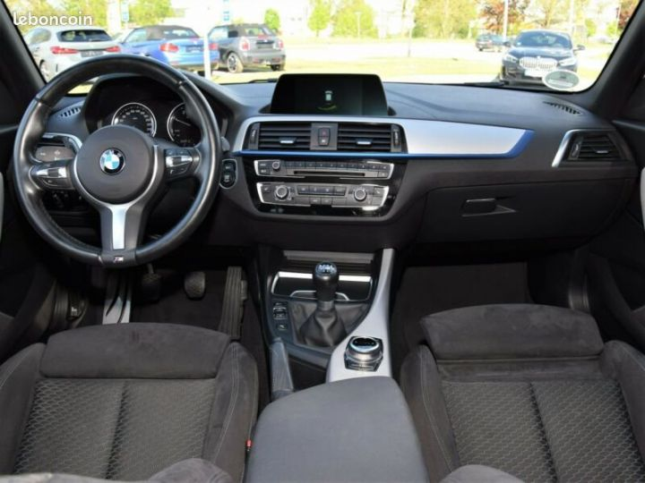 BMW Série 1 Serie 116d M-Sport Blanc - 4