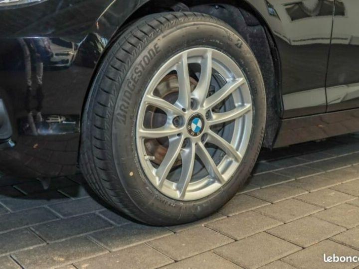 BMW Série 1 Serie 118d 5-Türer Advantage Noir - 3