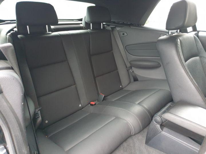 BMW Série 1 serie e88 cabriolet 118d bv6 Noir Occasion - 7