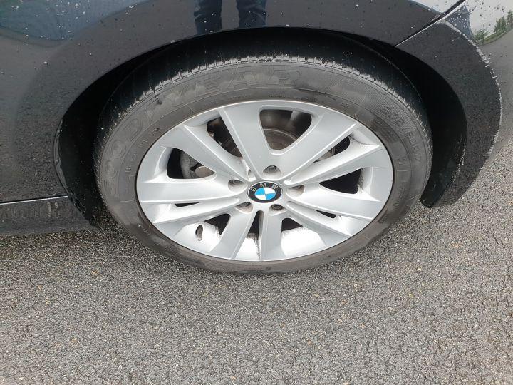 BMW Série 1 serie e88 cabriolet 118d bv6 Noir Occasion - 15
