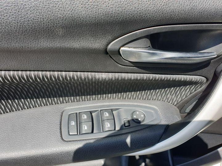 BMW Série 1 serie f20 114 i 102 premiere bv6 5 portes Blanc Occasion - 12