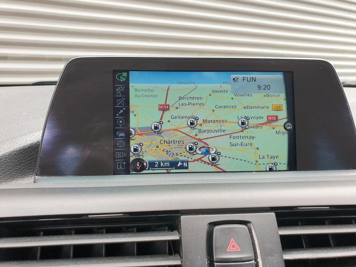 BMW Série 1 serie f20 118i 170 sport bva 8.5 portes Blanc Occasion - 11