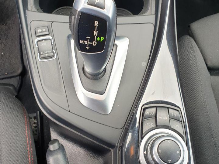 BMW Série 1 serie f20 118i 170 sport bva 8.5 portes Blanc Occasion - 13