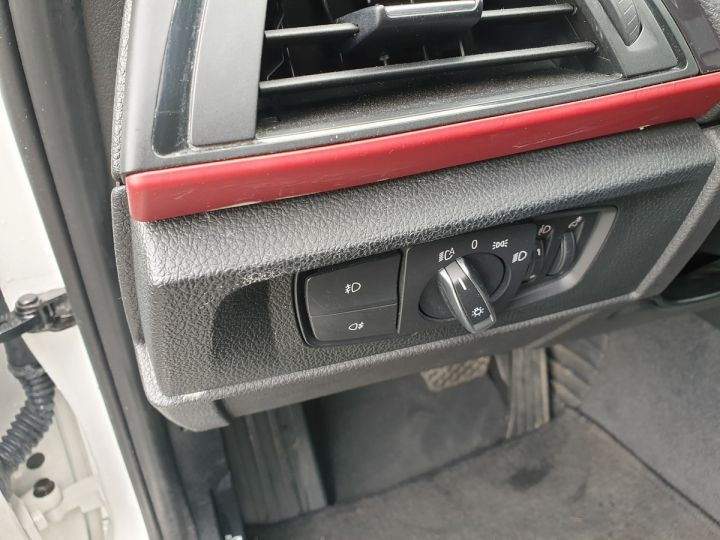 BMW Série 1 serie f20 118i 170 sport bva 8.5 portes Blanc Occasion - 15