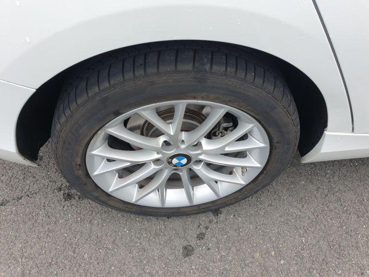 BMW Série 1 serie f20 118i 170 sport bva 8.5 portes Blanc Occasion - 20