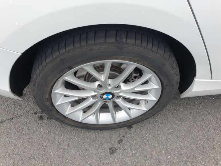 BMW Série 1 serie f20 118i 170 sport bva 8 5p ii Blanc Occasion - 20