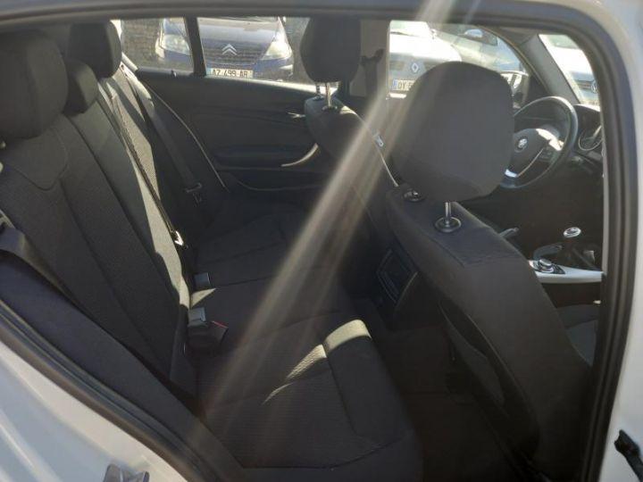 BMW Série 1 SERIE (F20) (2) 114D BUSINESS 5P  - 4
