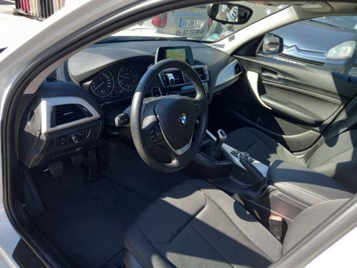 BMW Série 1 SERIE (F20) (2) 114D BUSINESS 5P  - 5