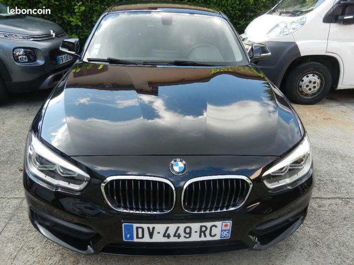 BMW Série 1 Serie (F20) LCI 116d Efficient Dynamics EDITION EXECUTIVE Noir - 1