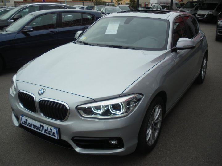 BMW Série 1 SERIE II 118D XD BUSINESS DESIGN gris - 1