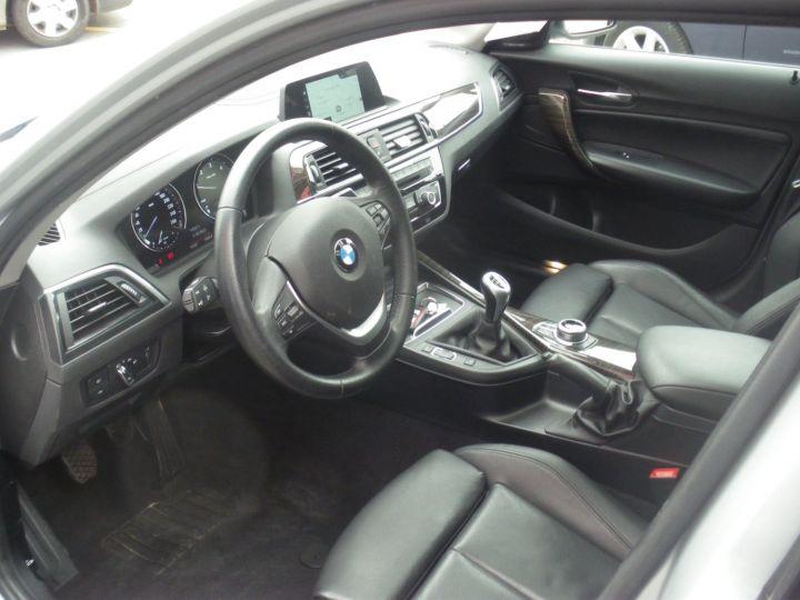 BMW Série 1 SERIE II 118D XD BUSINESS DESIGN gris - 3