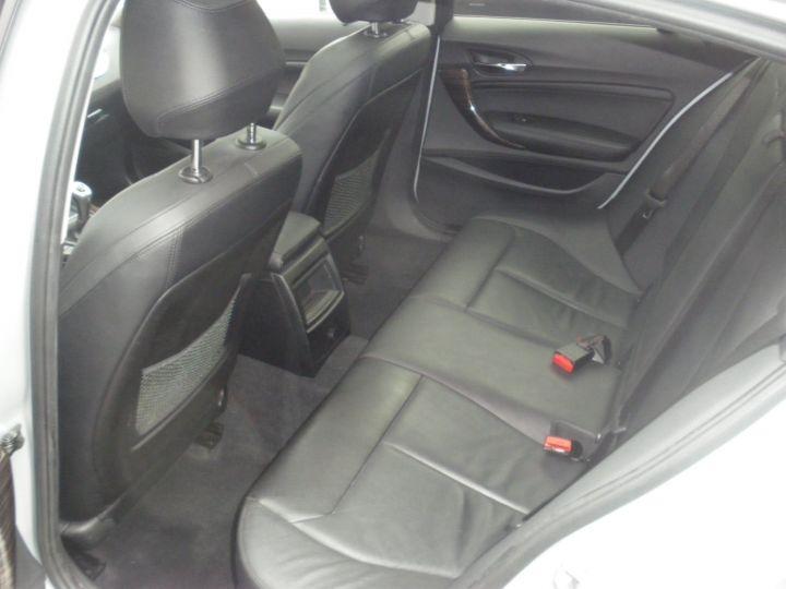 BMW Série 1 SERIE II 118D XD BUSINESS DESIGN gris - 5