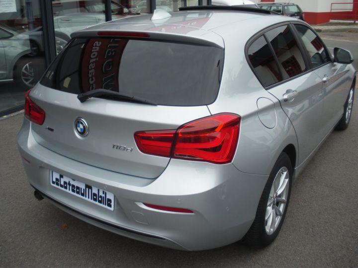 BMW Série 1 SERIE II 118D XD BUSINESS DESIGN gris - 6