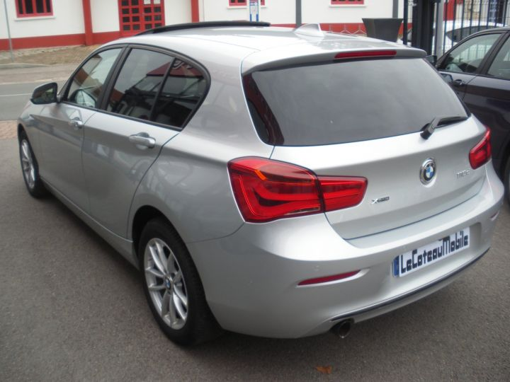 BMW Série 1 SERIE II 118D XD BUSINESS DESIGN gris - 7