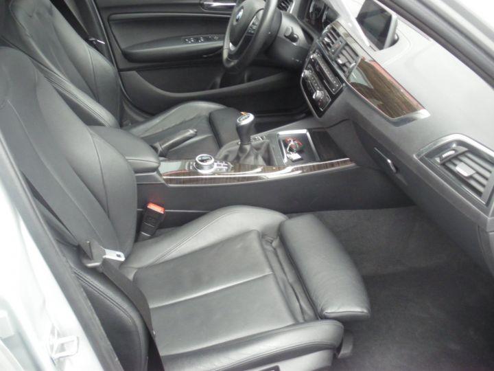 BMW Série 1 SERIE II 118D XD BUSINESS DESIGN gris - 9
