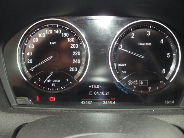 BMW Série 1 SERIE II 118D XD BUSINESS DESIGN gris - 11
