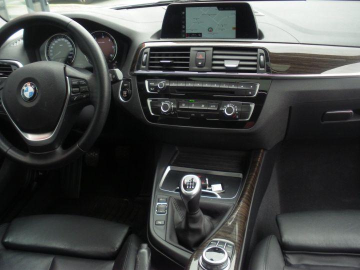 BMW Série 1 SERIE II 118D XD BUSINESS DESIGN gris - 15