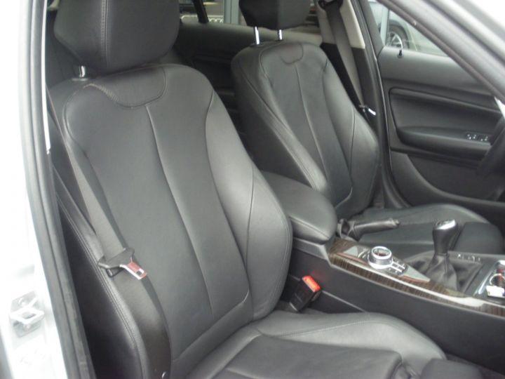 BMW Série 1 SERIE II 118D XD BUSINESS DESIGN gris - 17