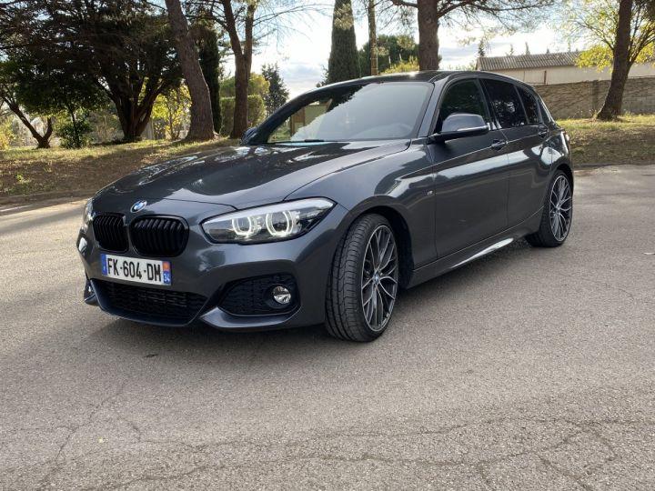 BMW Série 1 shadow pack M  gris foncé - 2