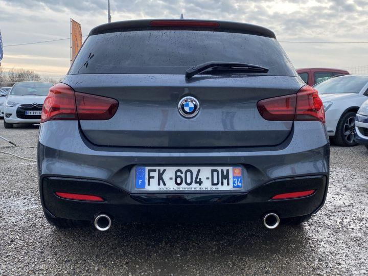 BMW Série 1 shadow pack M  gris foncé - 3