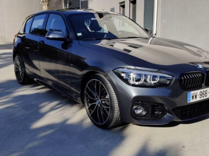 BMW Série 1 shadow pack M  gris foncé - 4