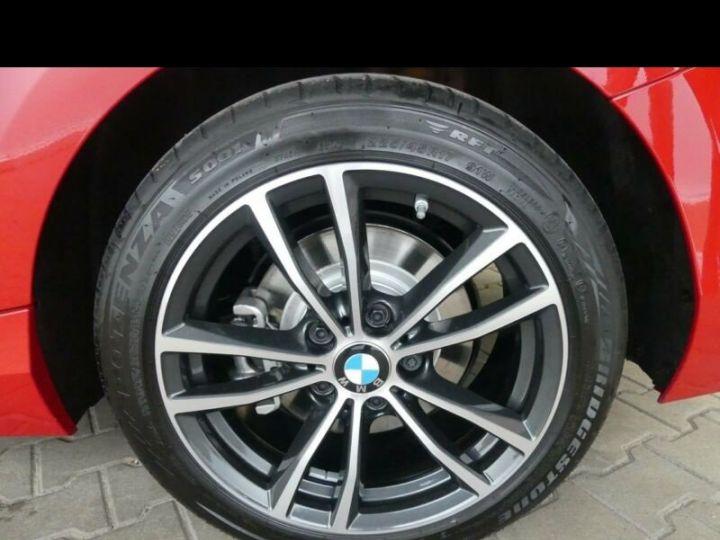 BMW Série 2 220d Cabrio  ROUGE PEINTURE METALISE  Occasion - 6