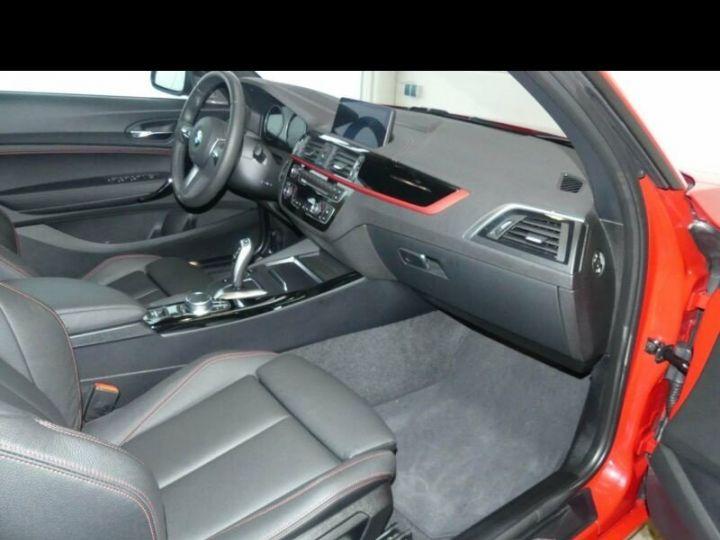 BMW Série 2 220d Cabrio  ROUGE PEINTURE METALISE  Occasion - 8