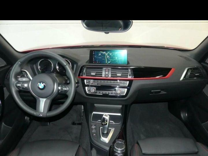 BMW Série 2 220d Cabrio  ROUGE PEINTURE METALISE  Occasion - 9