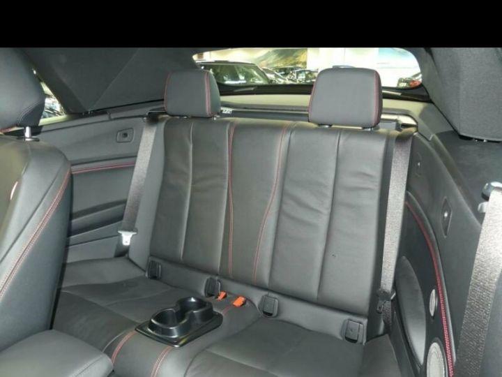 BMW Série 2 220d Cabrio  ROUGE PEINTURE METALISE  Occasion - 11