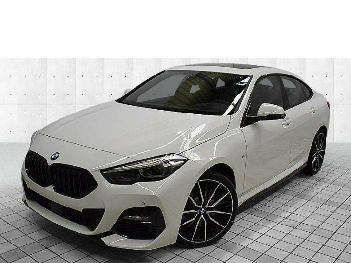 BMW Série 2 220d Gran Coupé BLANC PEINTURE METALISE  Occasion - 1