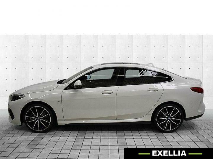 BMW Série 2 220d Gran Coupé BLANC PEINTURE METALISE  Occasion - 3