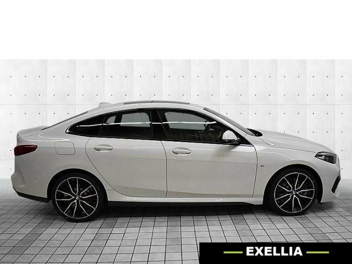 BMW Série 2 220d Gran Coupé BLANC PEINTURE METALISE  Occasion - 4