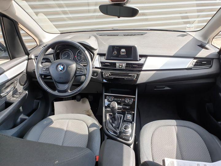 BMW Série 2 Active Tourer serie f45 214d lounge ii Noir Occasion - 5