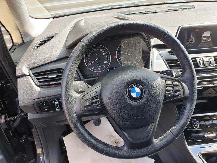 BMW Série 2 Active Tourer serie f45 214d lounge ii Noir Occasion - 10