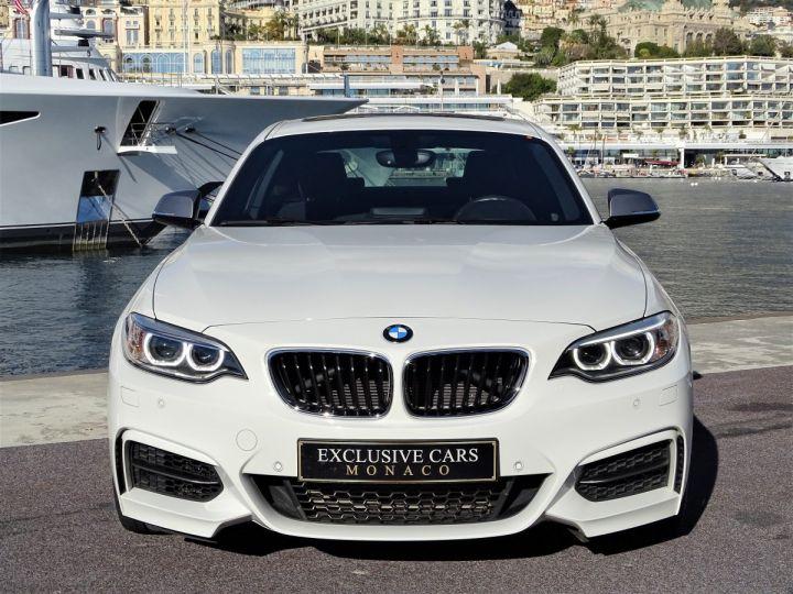 BMW Série 2 BMW M 235 IA COUPE 326 CV - MONACO BLANC - 2