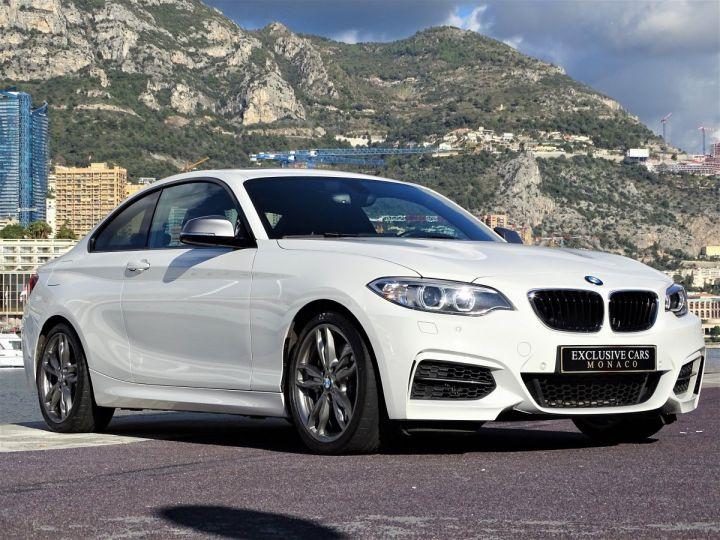 BMW Série 2 BMW M 235 IA COUPE 326 CV - MONACO BLANC - 3