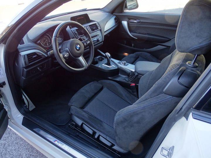 BMW Série 2 BMW M 235 IA COUPE 326 CV - MONACO BLANC - 5