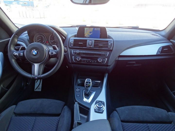 BMW Série 2 BMW M 235 IA COUPE 326 CV - MONACO BLANC - 9