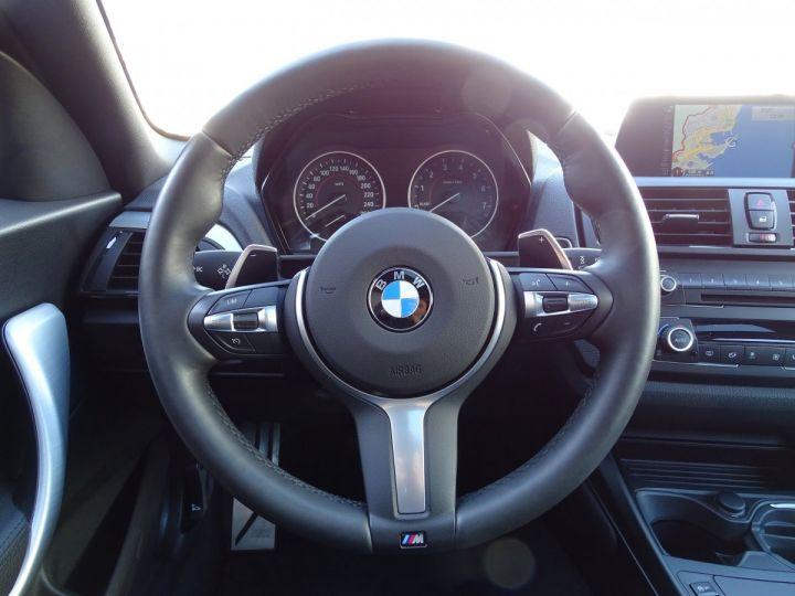 BMW Série 2 BMW M 235 IA COUPE 326 CV - MONACO BLANC - 10